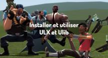 Installer et utiliser ULX et Ulib
