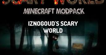 Iznogoud's Scary World | modpack minecraft