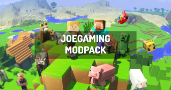 JoeGaming ModPack | minecraft modpack