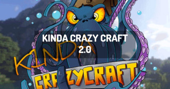Kinda Crazy Craft 2.0 | minecraft modpack