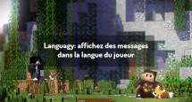 Languagy: affichez des messages dans la langue du joueur