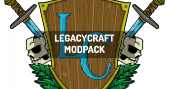 LegacyCraft Modpack | modpack minecraft