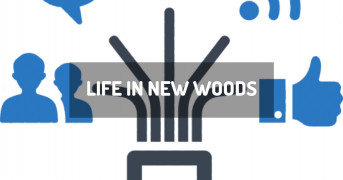 Life in New Woods | modpack minecraft