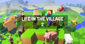 Life in the village 2 | minecraft modpack
