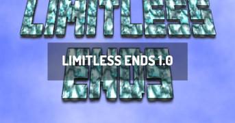 LIMITLESS ENDS 1.0 | modpack minecraft
