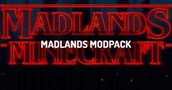 Madlands Modpack   modpack minecraft
