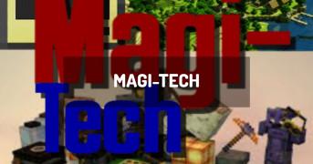 Magi-Tech | modpack minecraft