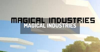Magical Industries   modpack minecraft