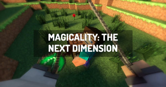 Magicality: The Next Dimension | minecraft modpack