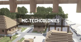 MC-TechColonies | minecraft modpack