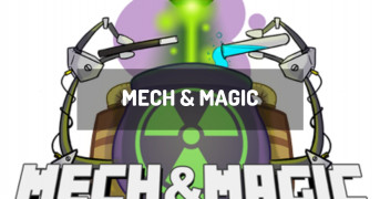 Mech & Magic | modpack minecraft