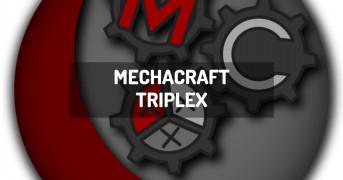 Mechacraft Triplex | modpack minecraft