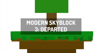 Modern Skyblock 3: Departed | modpack minecraft