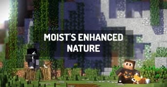 Moist's Enhanced Nature | minecraft modpack