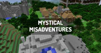 Mystical Misadventures | modpack minecraft
