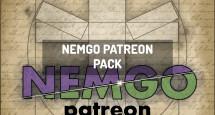 NemGo Patreon Pack