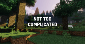 Not Too Complicated | minecraft modpack