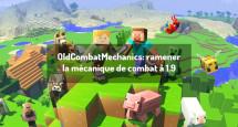 OldCombatMechanics: ramener la mécanique de combat  à 1.9