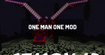 One Man One Mod | modpack minecraft