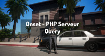 Onset - PHP Serveur Query