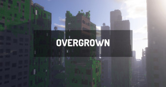 Overgrown   minecraft modpack