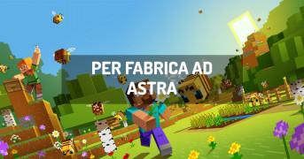 Per Fabrica ad Astra | minecraft modpack