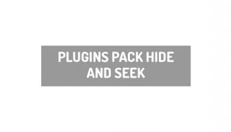 Plugins Pack Hide And Seek