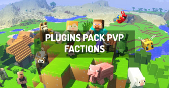 Plugins Pack PvP Factions | minecraft plugin pack version