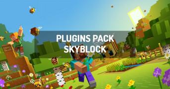 Plugins Pack Skyblock | minecraft plugin pack version
