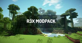 R3X Modpack | minecraft modpack