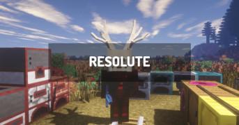 Resolute | minecraft modpack