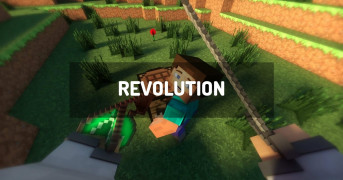 Revolution | minecraft modpack