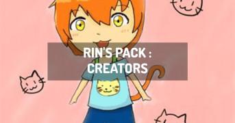Rin's Pack : Creators | modpack minecraft