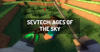 SevTech: Ages of the Sky | modpack minecraft