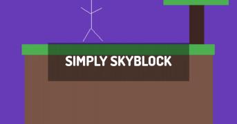 Simply Skyblock   minecraft modpack