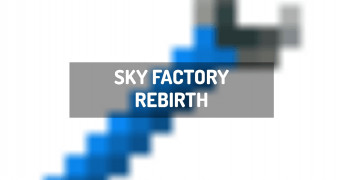 Sky Factory Rebirth | modpack minecraft