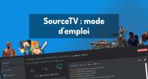 SourceTV : mode d'emploi