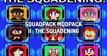 Squadpack Modpack II : The Squadening | modpack minecraft