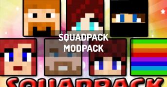 SquadPack Modpack | minecraft modpack