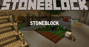 StoneBlock | modpack minecraft