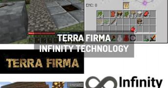 Terra Firma Infinity Technology   modpack minecraft