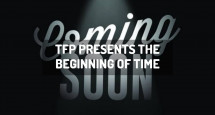 TFP Presents The beginning of time