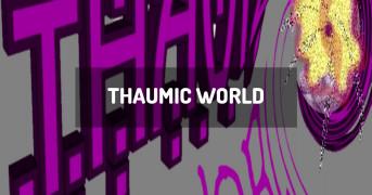 Thaumic World   modpack minecraft