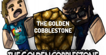 The Golden Cobblestone | modpack minecraft