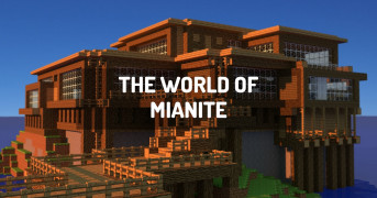 The World of Mianite | minecraft modpack