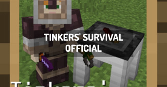Tinkers' Survival Official | minecraft modpack