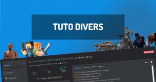 TUTO DIVERS