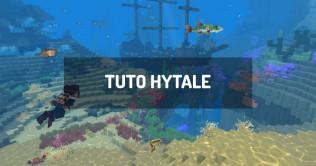 TUTO HYTALE
