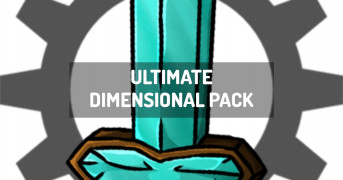 Ultimate Dimensional Pack  | modpack minecraft