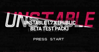 Unstable 1.7.x (Public Beta Test Pack) | modpack minecraft